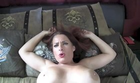 Insane POV seduction in high quality, courtesy of Goldie McHawn