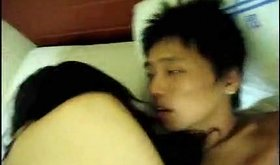 Oriental oral gf sex with mesmerizing sexy little princess